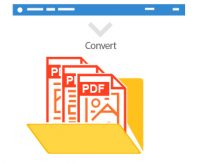 Convert to PDF automatically
