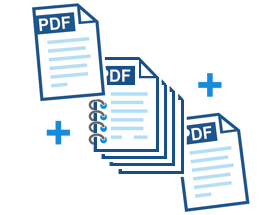 Insert pages to existing PDF with FolderMill